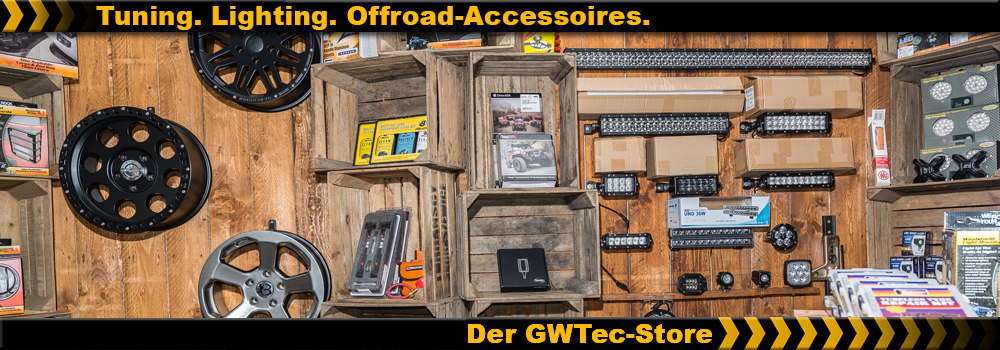 offroad jeep zubeh r store gwtec offroad zubeh r. Black Bedroom Furniture Sets. Home Design Ideas